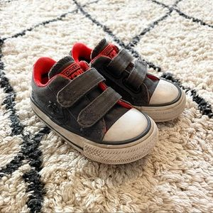 Converse One Star Toddler Shoes Size 4